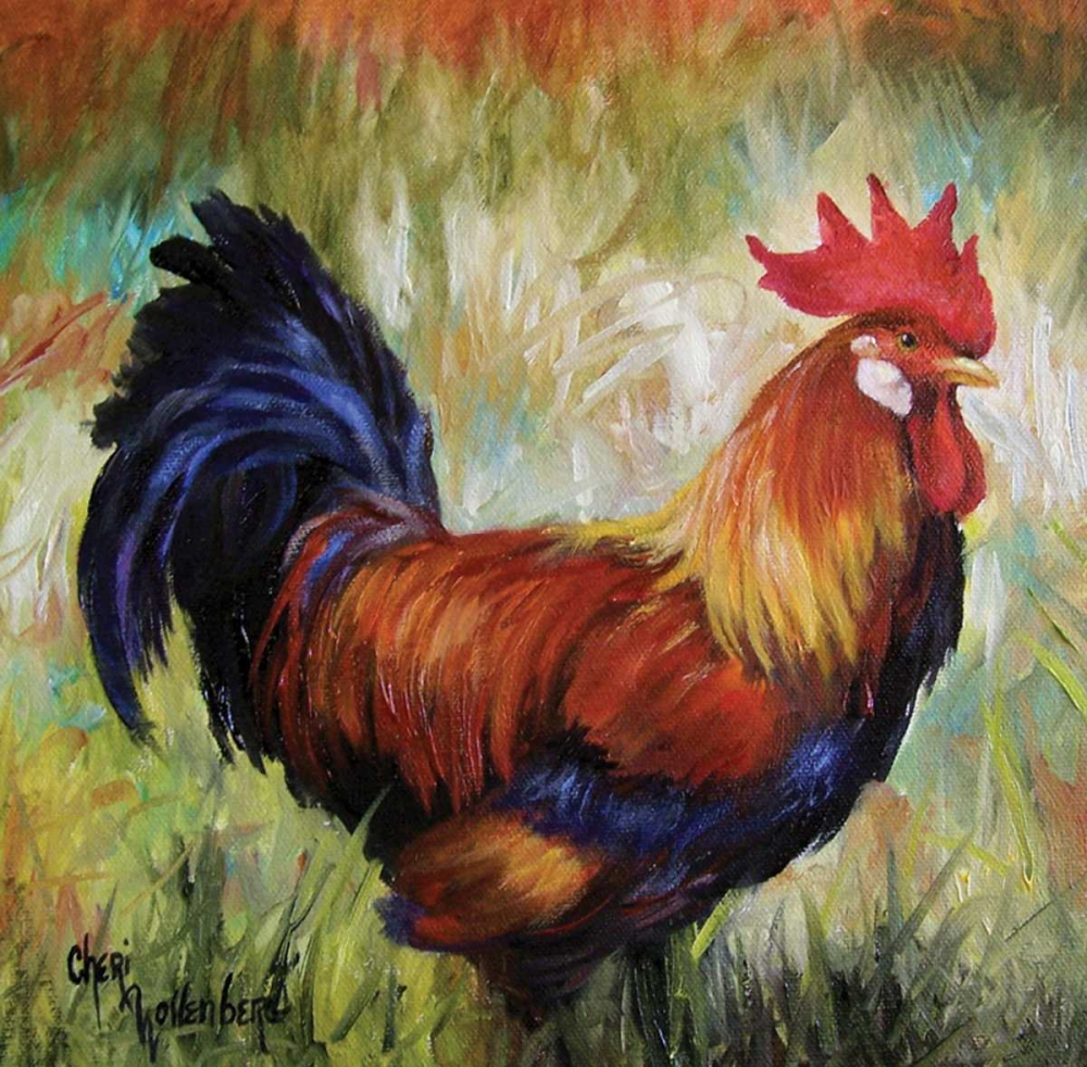 Rooster I Wollenberg, Cheri 55873
