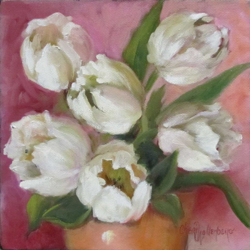 White Tulips I Wollenberg, Cheri 55920