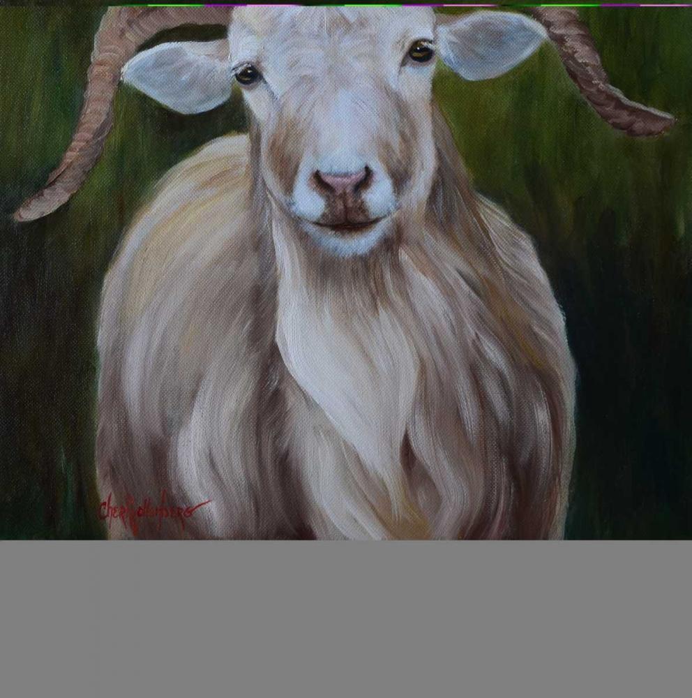 Gabby the Goat Wollenberg, Cheri 87739