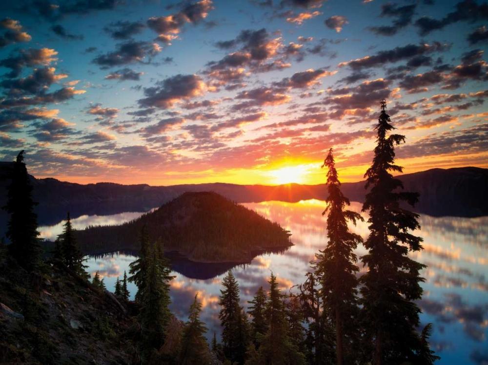 Sunset Glory I Frates, Dennis 62080