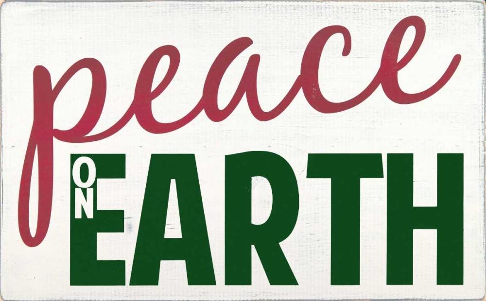 Peace on Earth Deranja, Erin 48486
