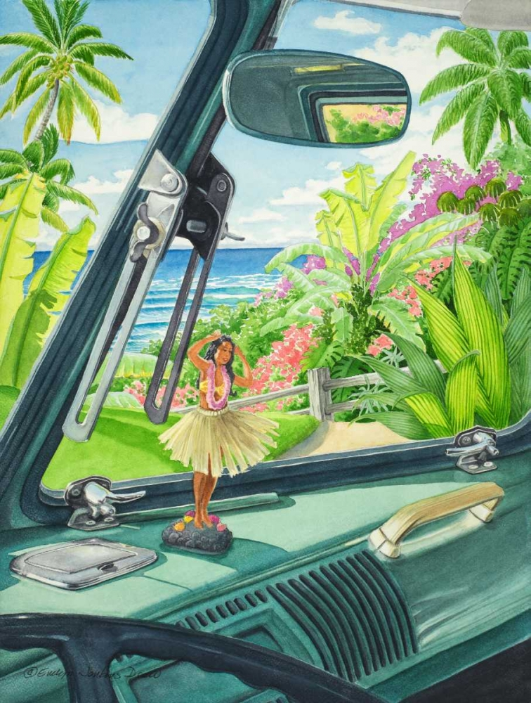 Hidden Beach Drew, Evelyn Jenkins 63063