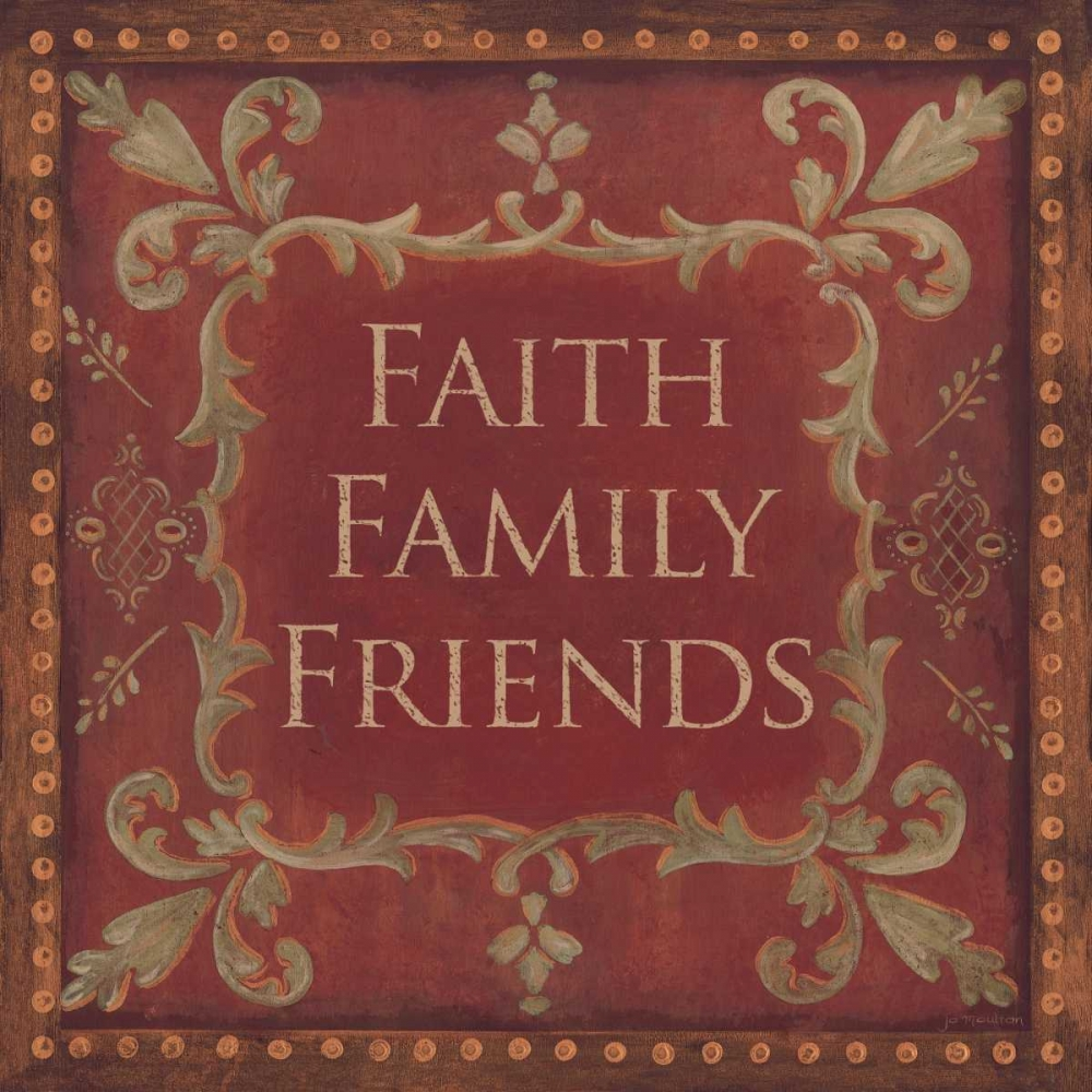 Faith-Family-Friends Moulton, Jo 44495