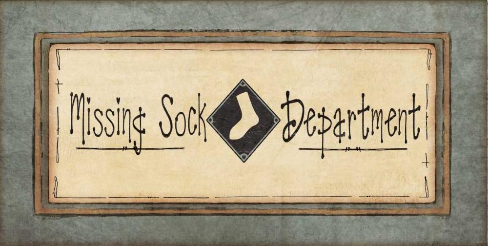 Missing Sock Dept. Moulton, Jo 44512