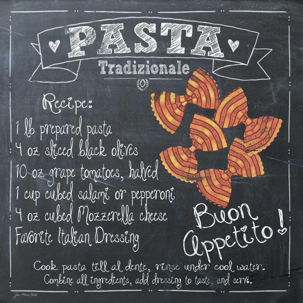 Pasta Recipe Moulton, Jo 44543