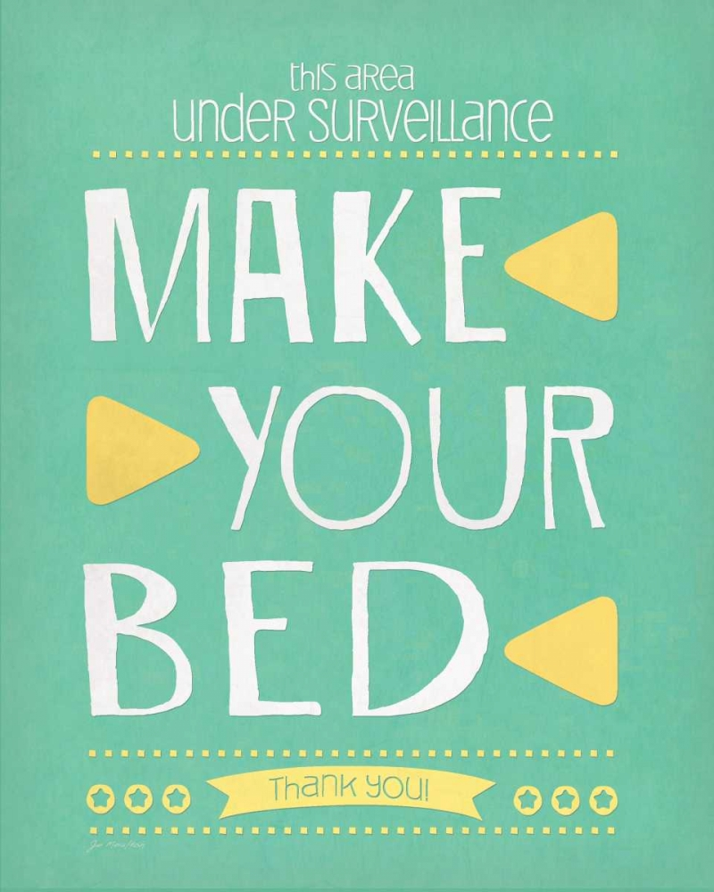 Make Your Bed Moulton, Jo 44570