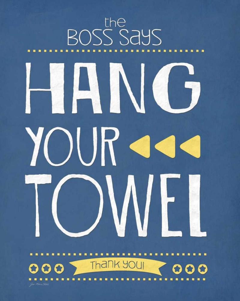 Hang Your Towel Moulton, Jo 44572