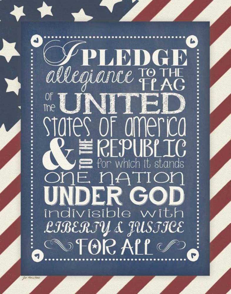 Pledge of Allegiance Moulton, Jo 44593