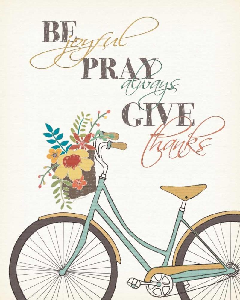 Be Pray Give Moulton, Jo 48555