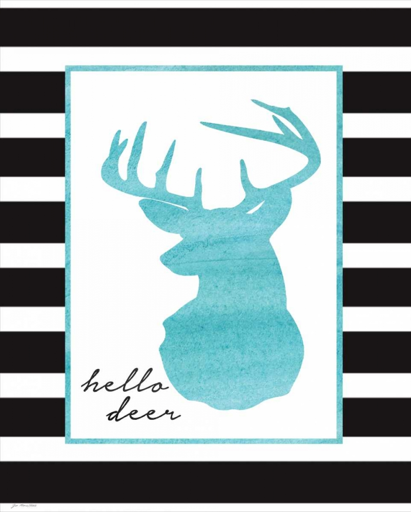 Hello Deer Moulton, Jo 48645