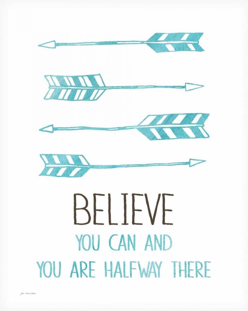 Believe You Can Moulton, Jo 48651