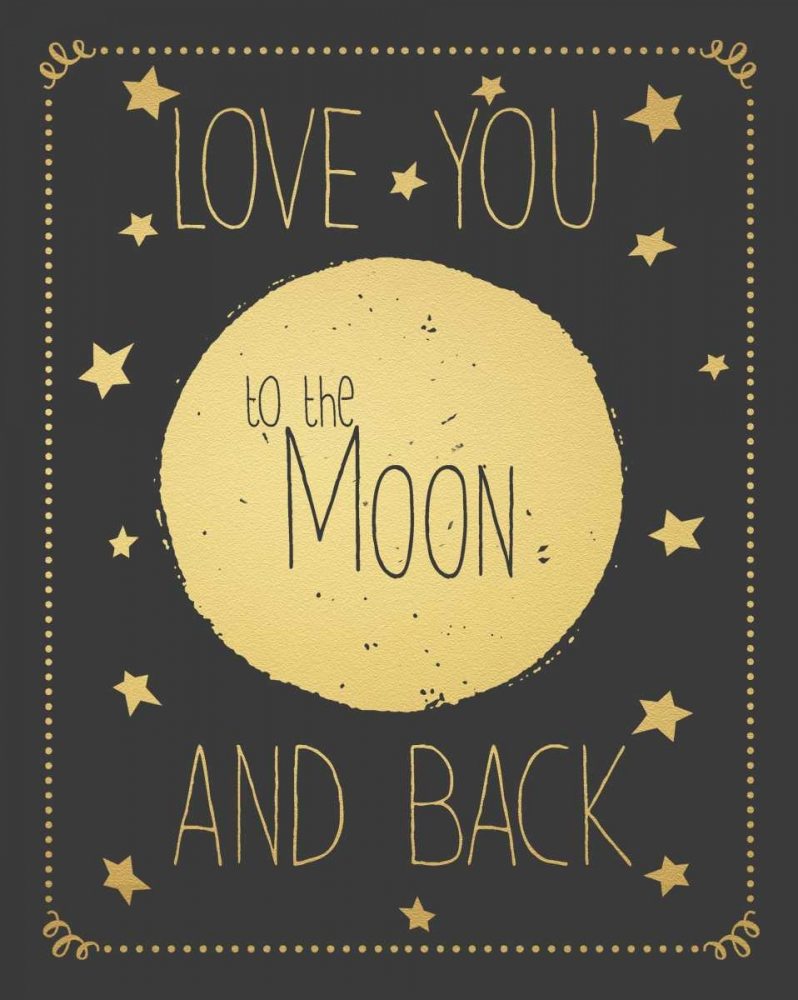 To the Moon - Grey Moulton, Jo 48665