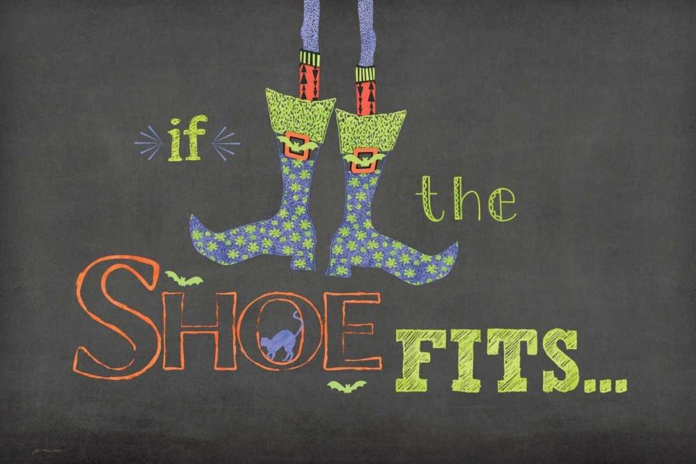 The Shoe Fits Moulton, Jo 48702