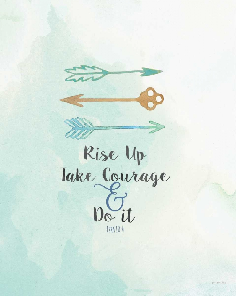 Take Courage Moulton, Jo 80918