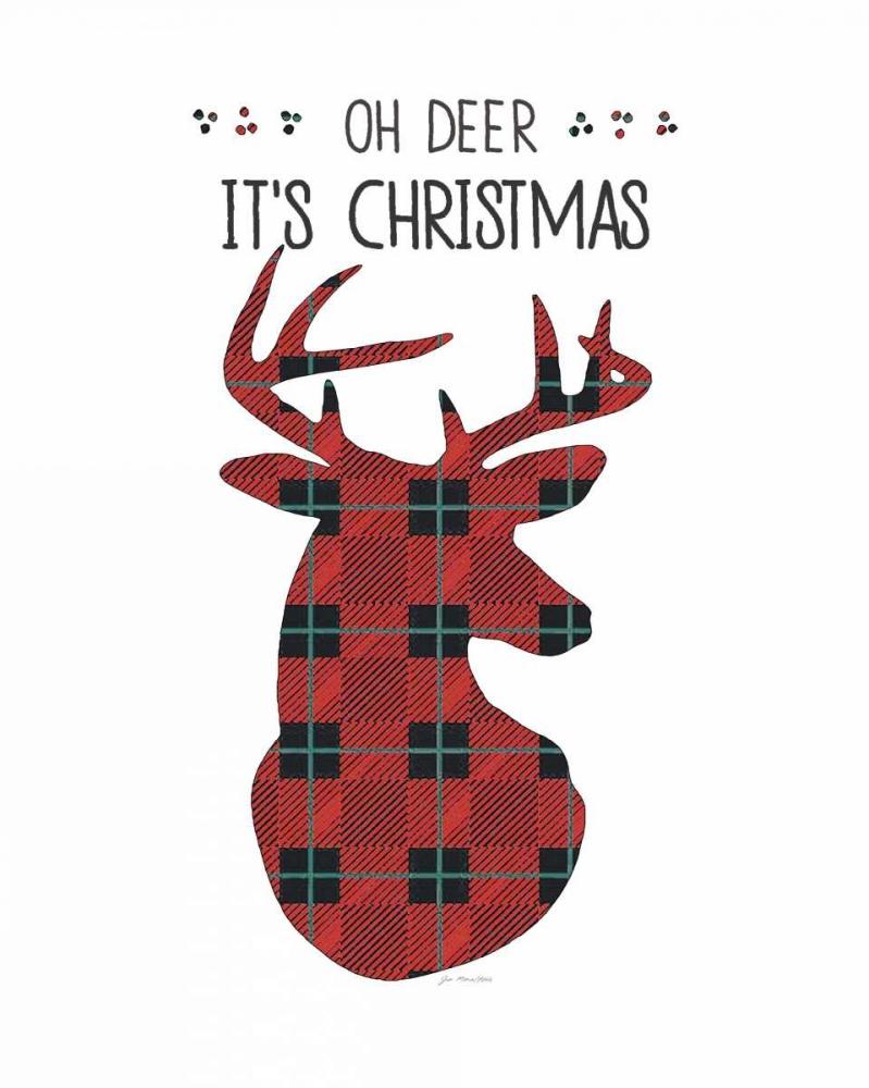 Oh Deer Its Christmas Moulton, Jo 83260