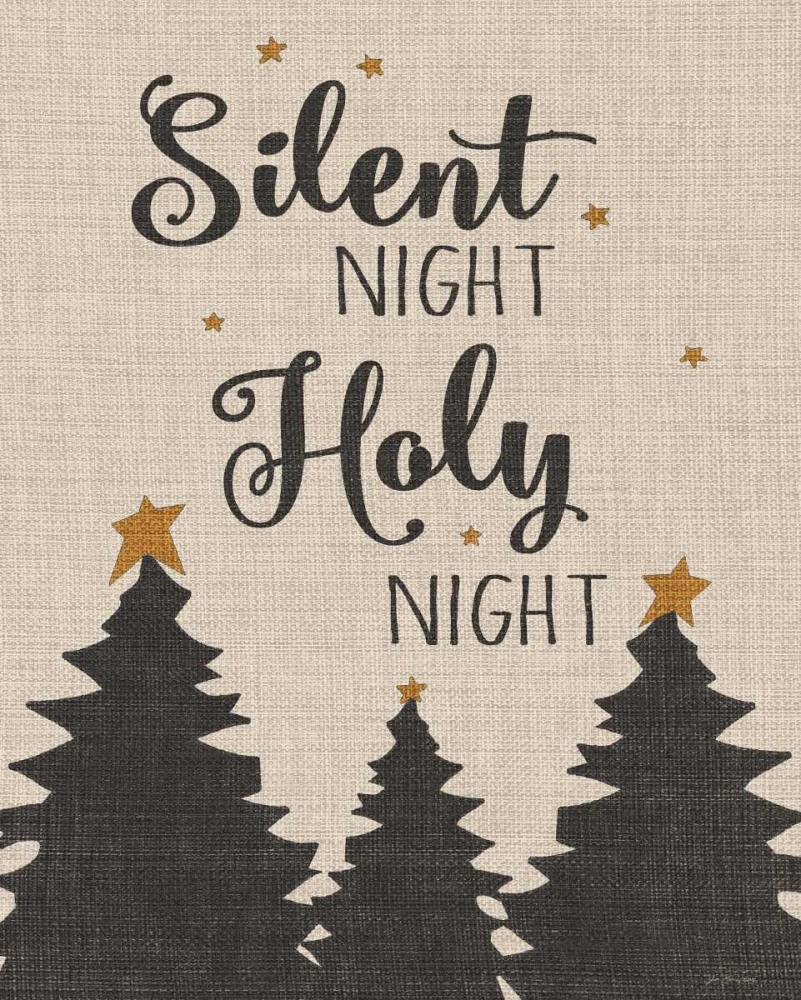 Silent Night - Linen Moulton, Jo 83272