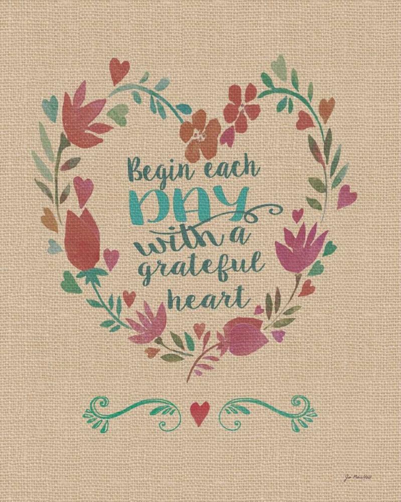 Grateful Heart Moulton, Jo 88479
