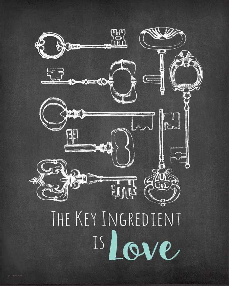 Key Ingredient Moulton, Jo 88491