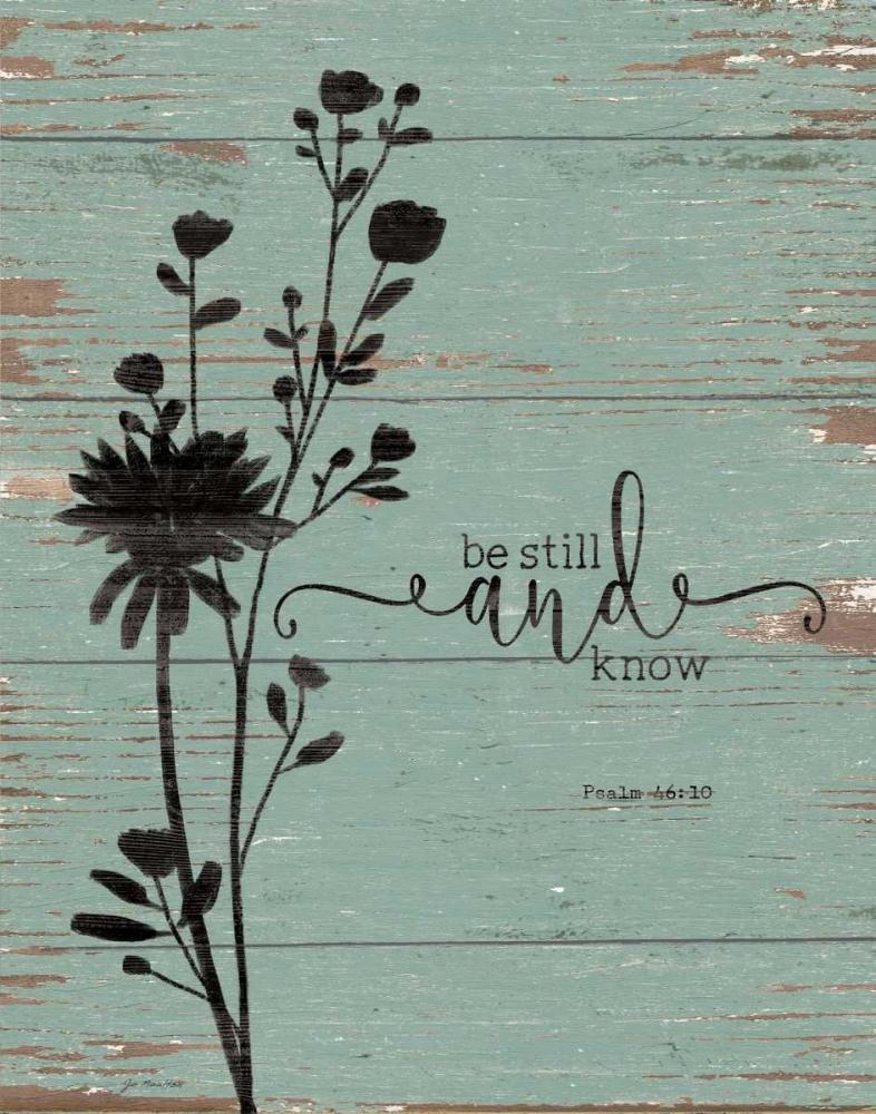 Be Still Moulton, Jo 156468