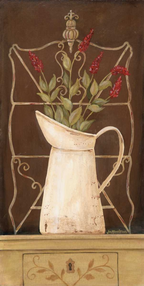 Herb Finial Moulton, Jo 44644