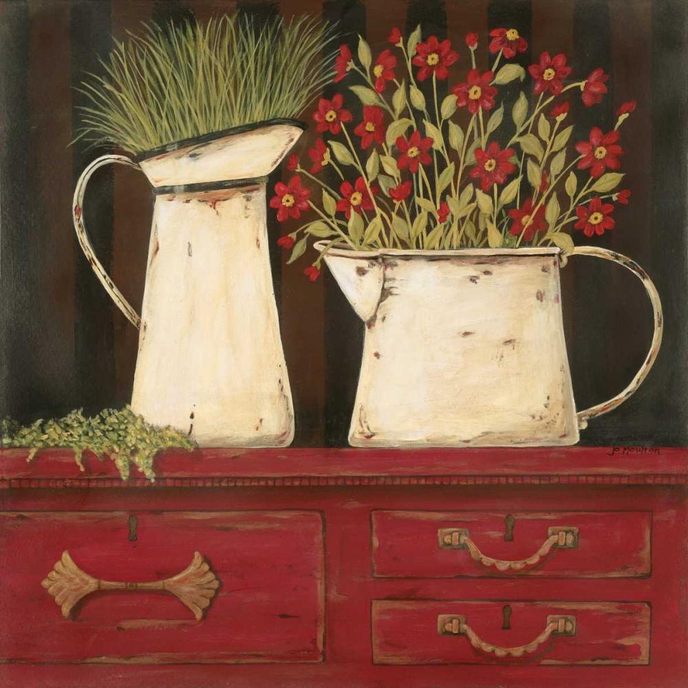 The Red Cupboard Moulton, Jo 44655
