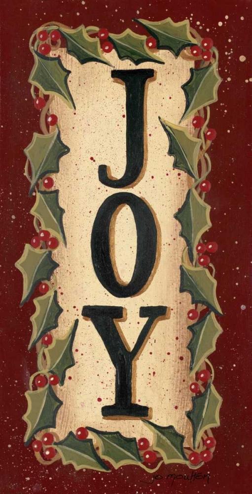Joy Moulton, Jo 44663