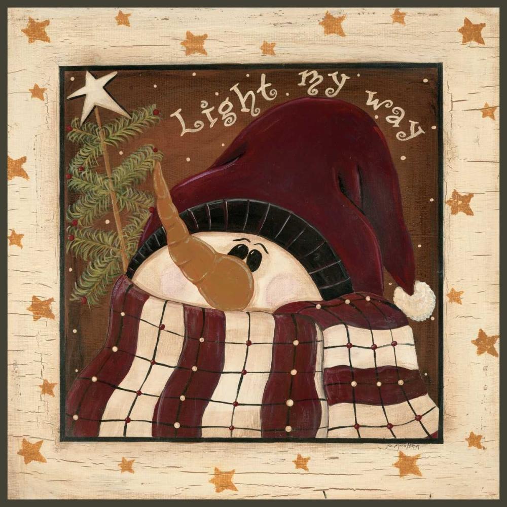 Light My Way Moulton, Jo 44664