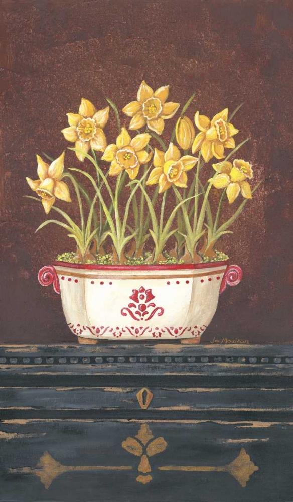 Asian Daphodile Floral Moulton, Jo 44683