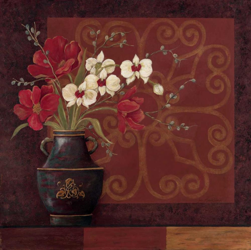 Tranquil Bouquet I Moulton, Jo 44758
