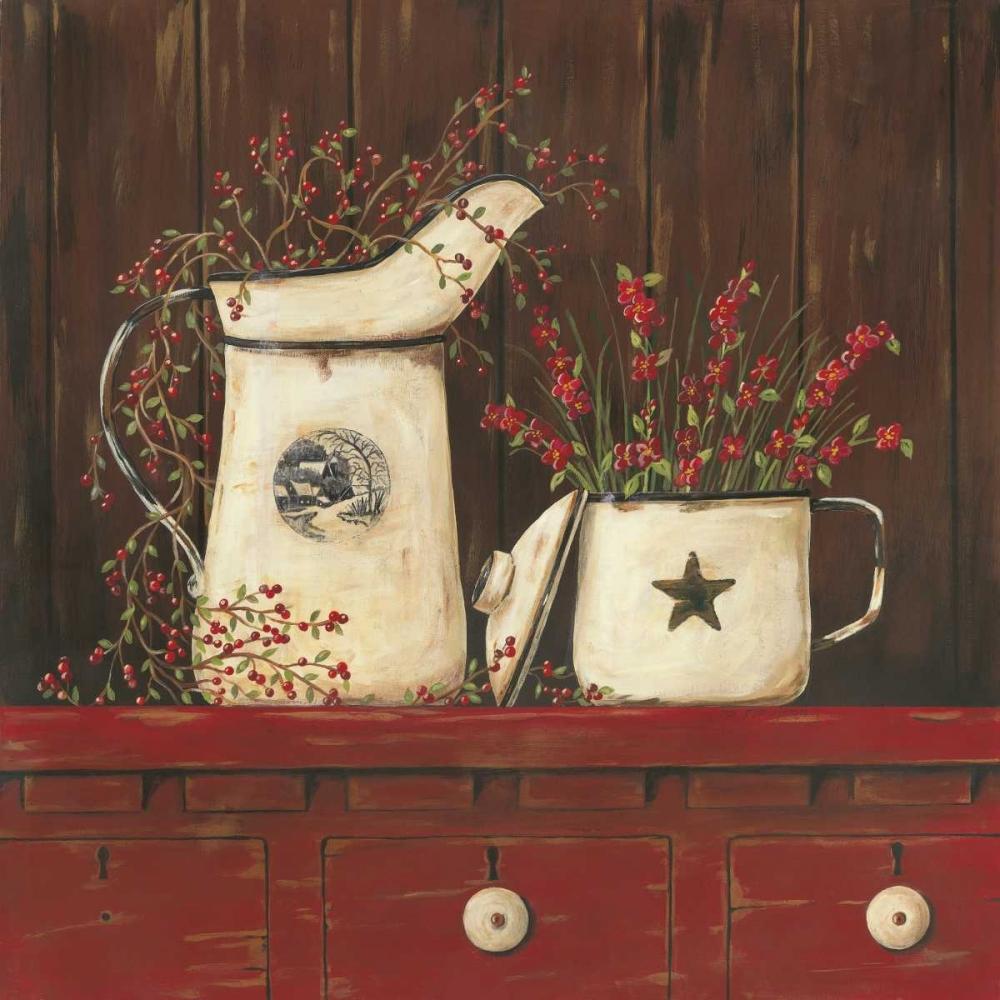 Red Cupboard I Moulton, Jo 44797
