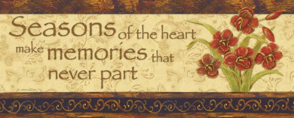 Seasons of the Heart Moulton, Jo 44800