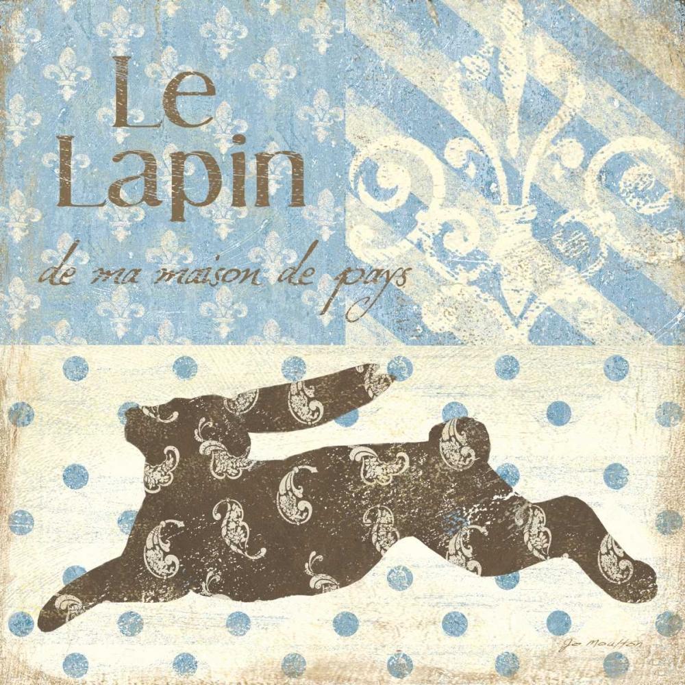 Le Lapin Moulton, Jo 44893