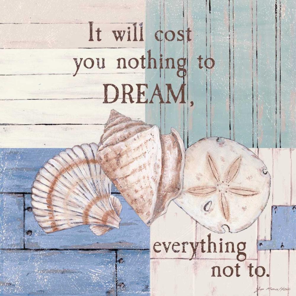 To Dream Moulton, Jo 44899