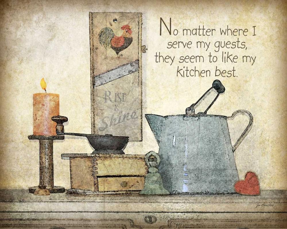 My Kitchen Moulton, Jo 45150