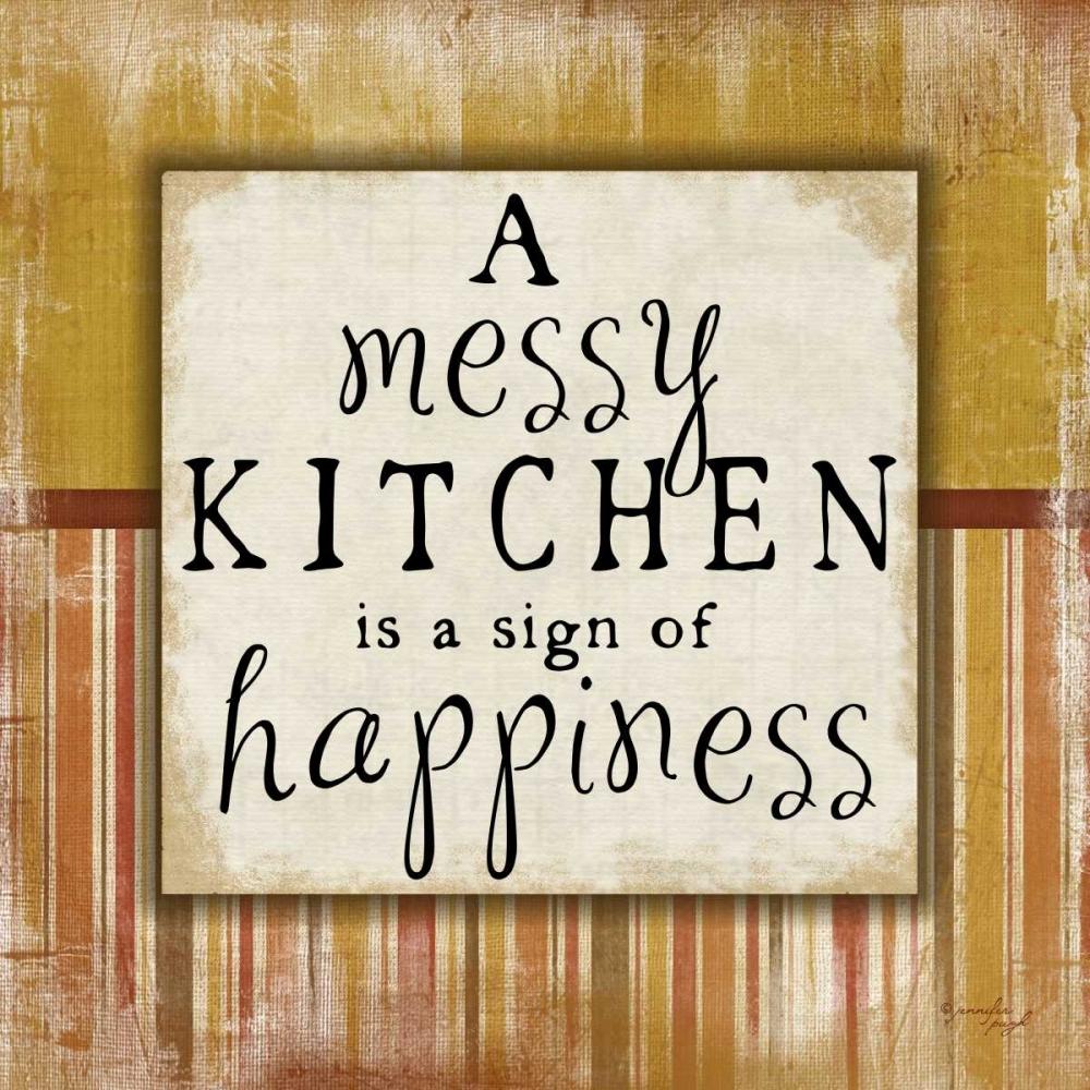 Messy Kitchen Pugh, Jennifer 45205