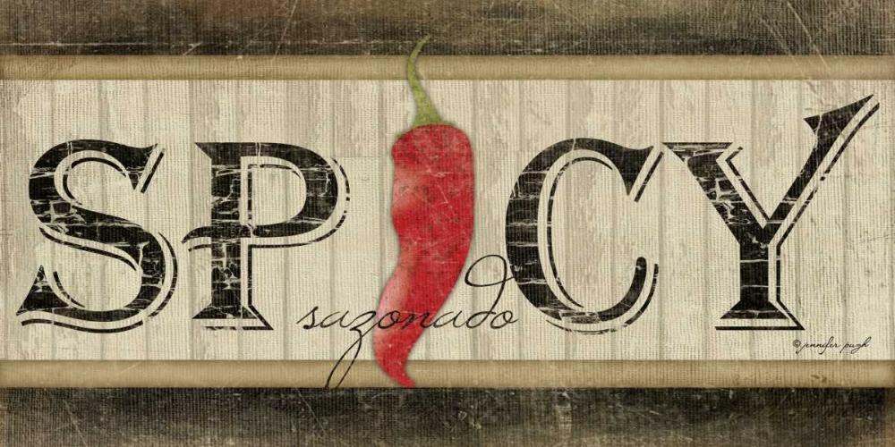 Spicy Pugh, Jennifer 45216