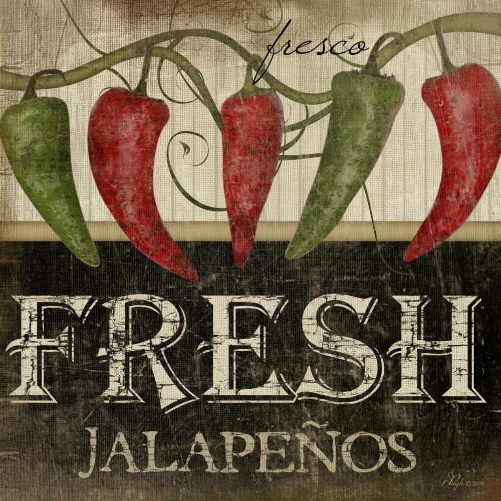 Fresh Jalapenos Pugh, Jennifer 45220