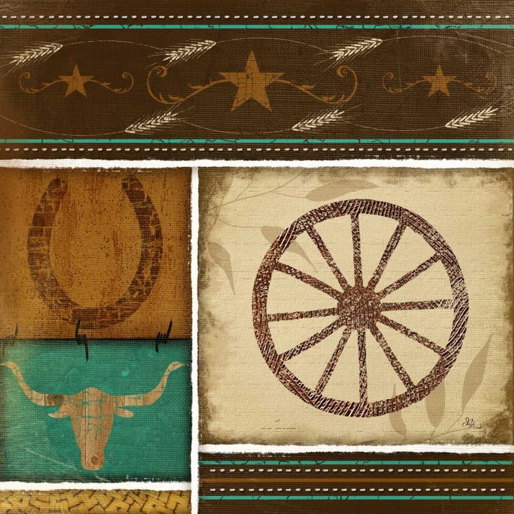 Western Wheel Pugh, Jennifer 45286