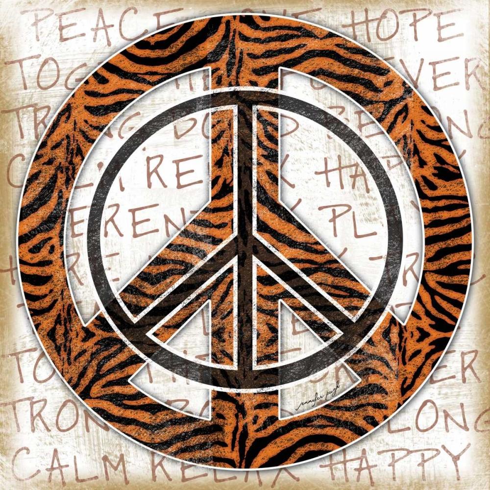 Peace Tiger Pugh, Jennifer 45373