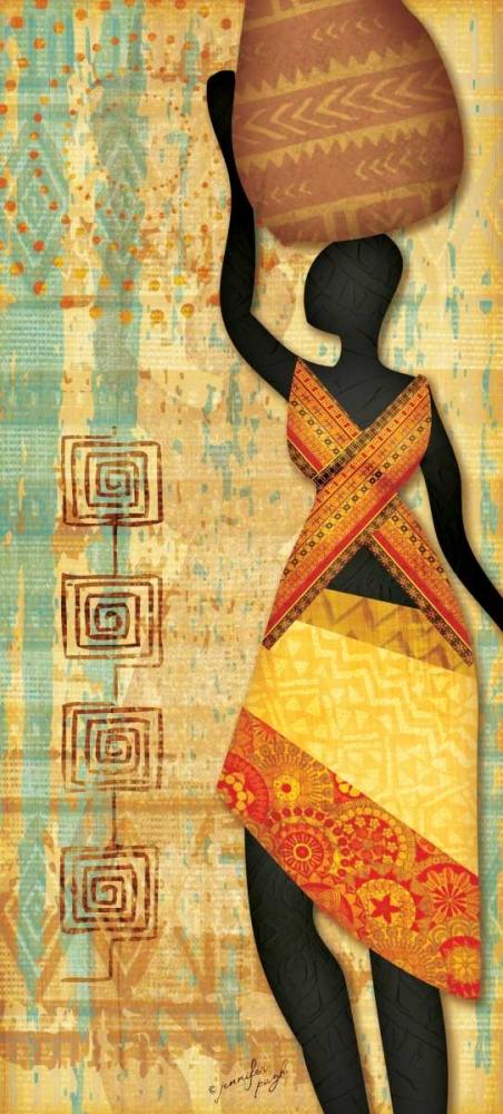 Ethnic Beauty I Pugh, Jennifer 45393