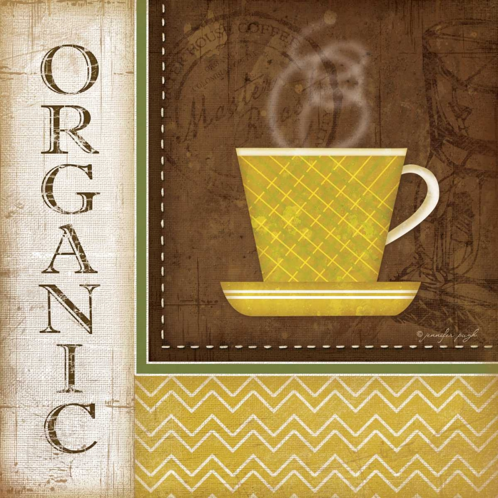 Organic Coffee Pugh, Jennifer 45408