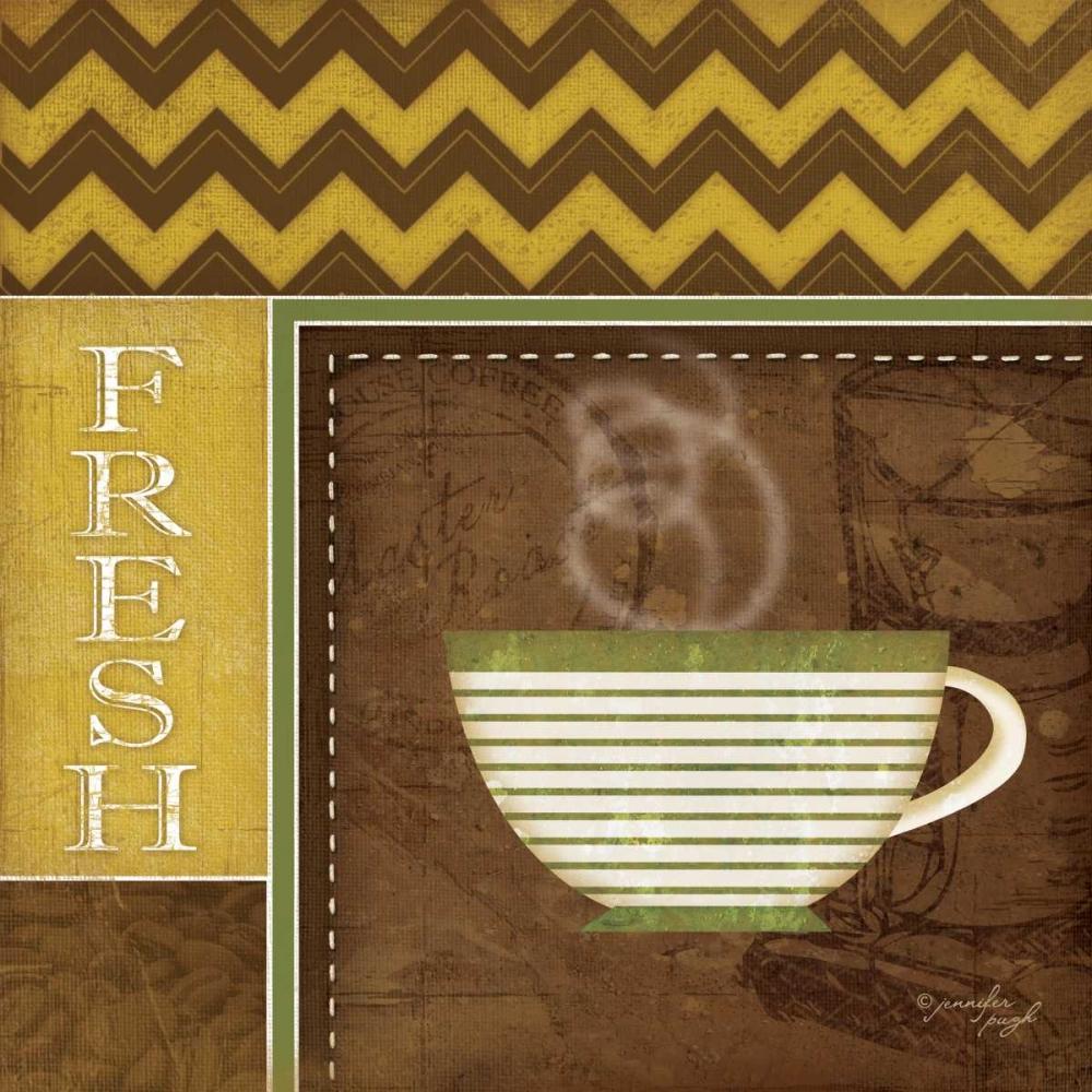 Fresh Organic Coffee Pugh, Jennifer 45409