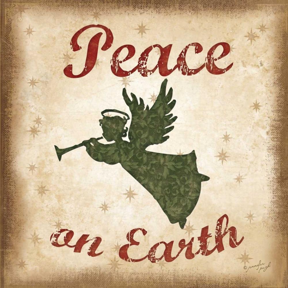 Peace on Earth Pugh, Jennifer 45424