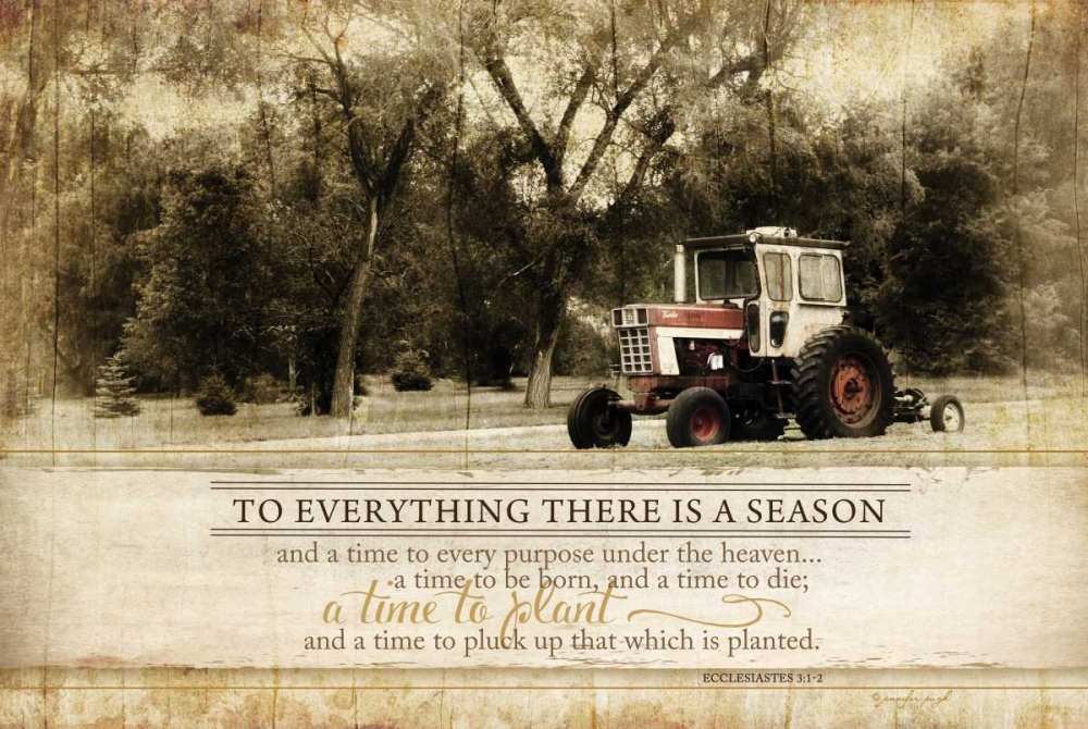 Everything There is a Season Pugh, Jennifer 60216
