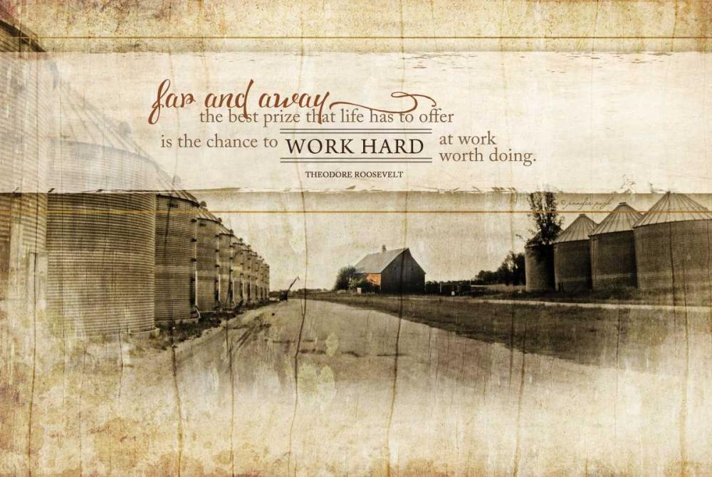 Work Hard Pugh, Jennifer 60217