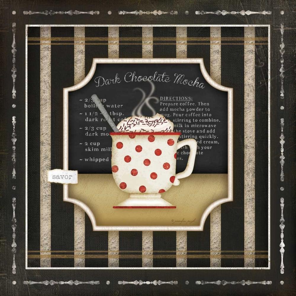 Kitchen Cuisine Coffee III Pugh, Jennifer 41741