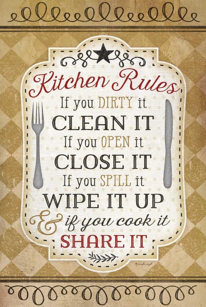 Kitchen Rules Pugh, Jennifer 65132