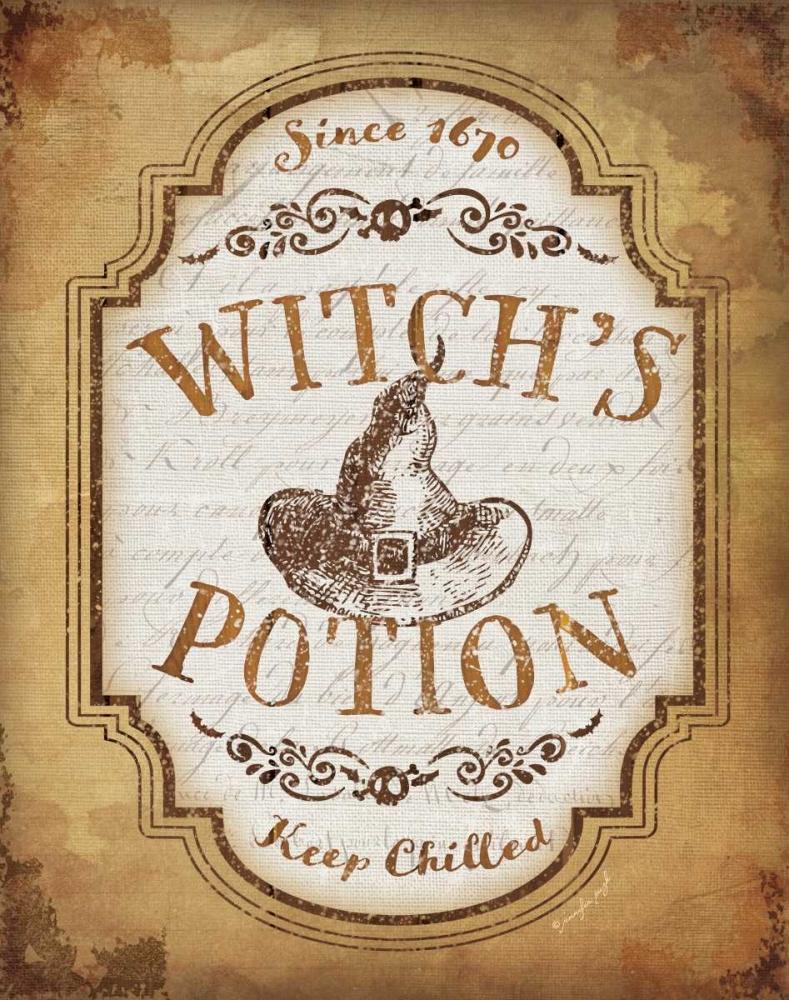 Witchs Potion Pugh, Jennifer 66578