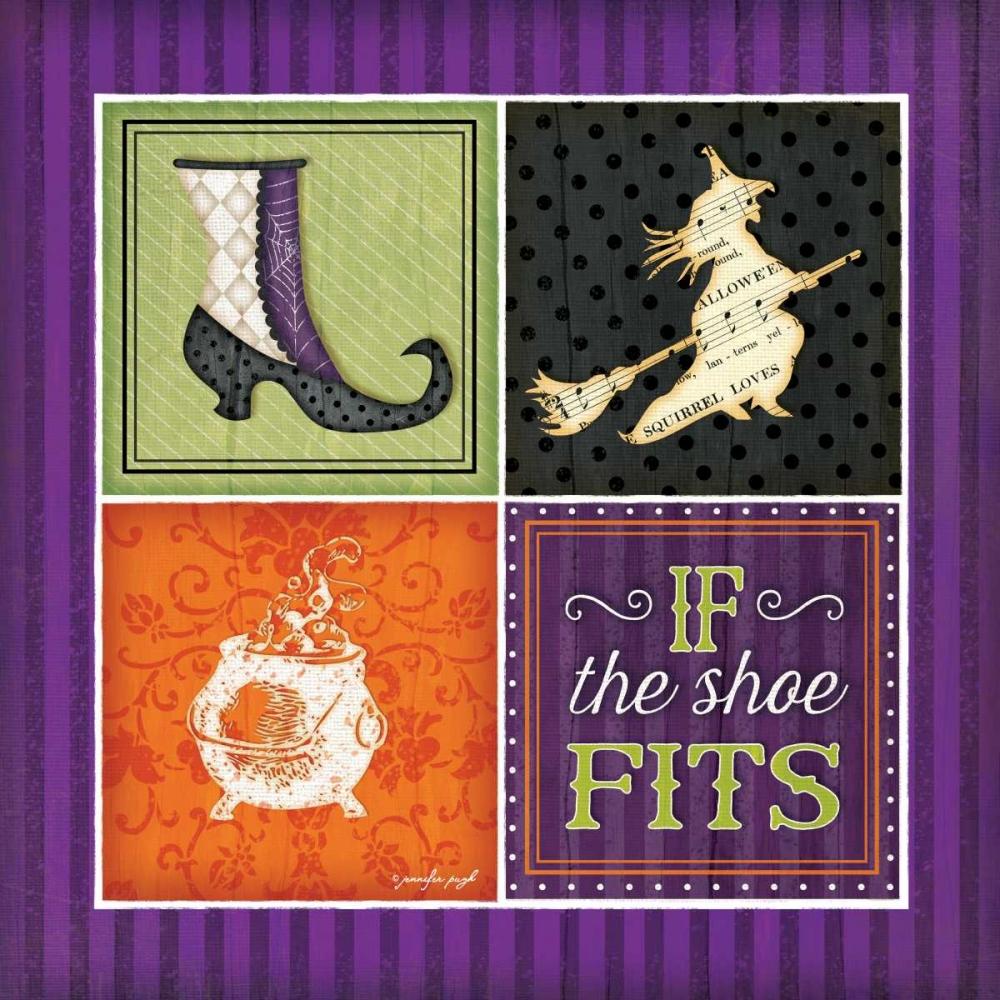 If the Shoe Fits Pugh, Jennifer 72814