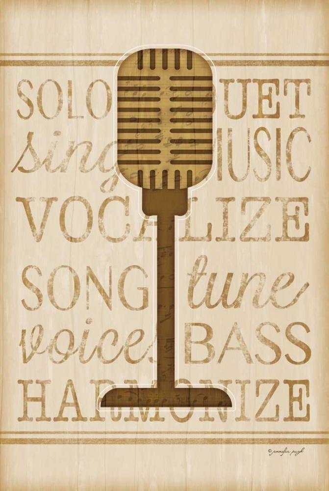 Music Microphone Pugh, Jennifer 77666